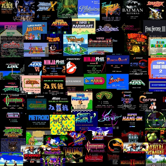 download snes games